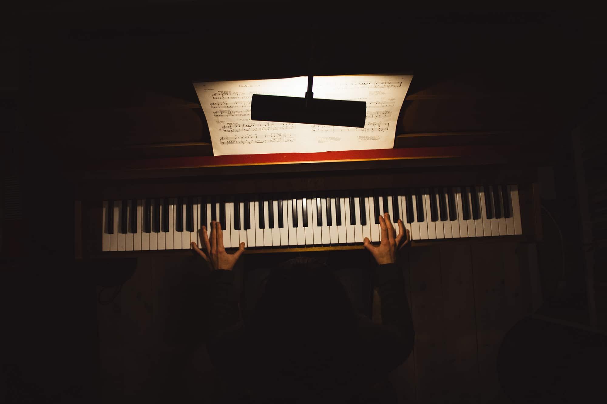 Le piano numérique Yamaha
